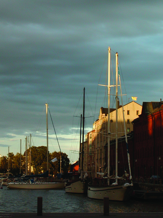 Harbour / Helsinki