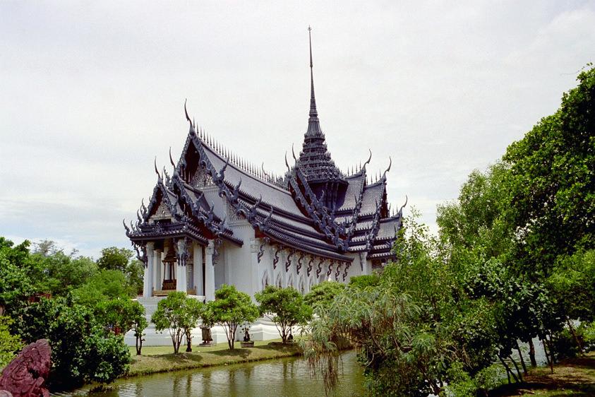 Sanphet Prasat Palast