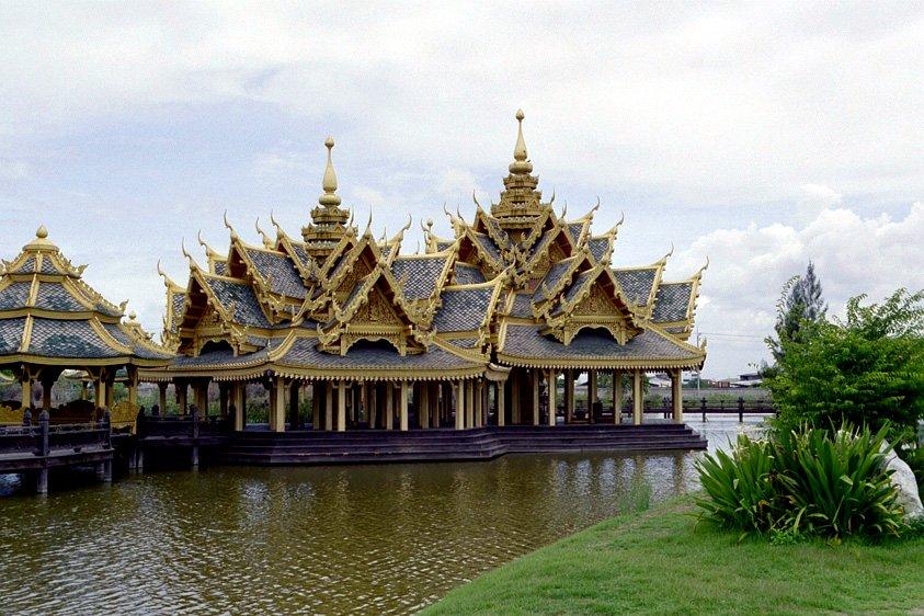 Pavilion of the Enlightened