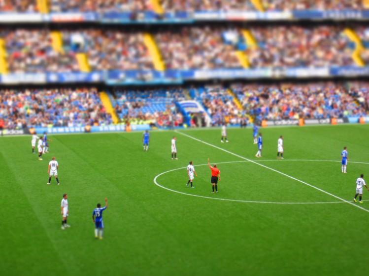FC Chelsea vs. Swansea (4:1)