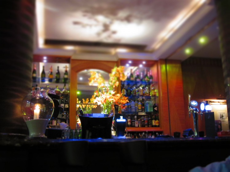 Hotel Bar in Kensington