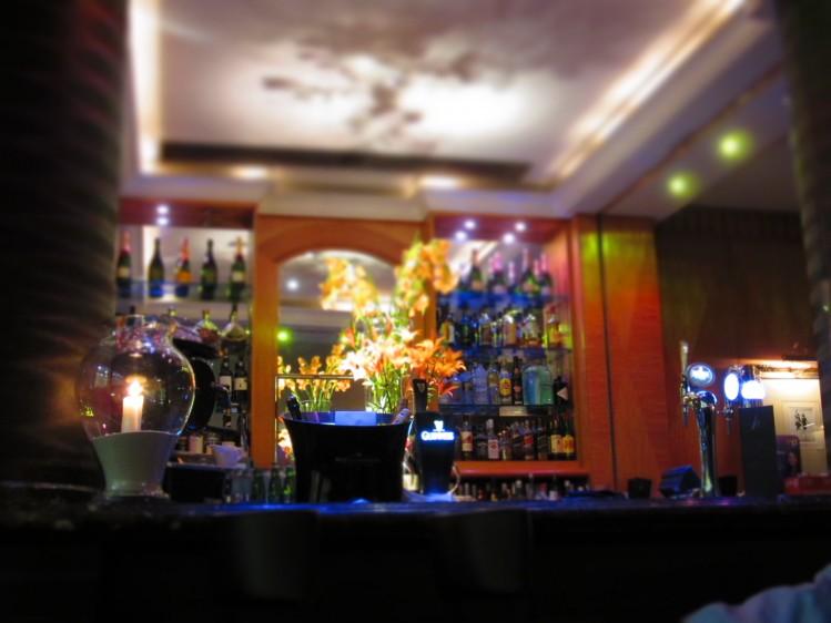Hotel Bar in Kensington